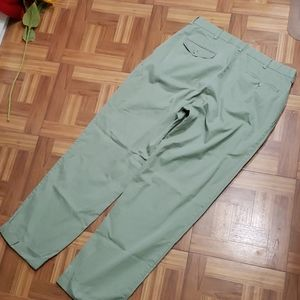 POLO by RALPH LAUREN pleated pants
